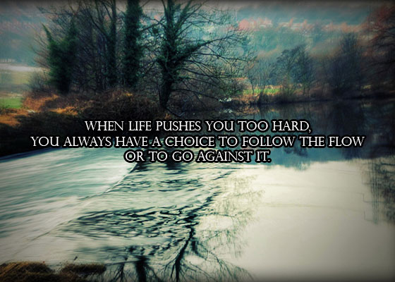 Flow quote #1