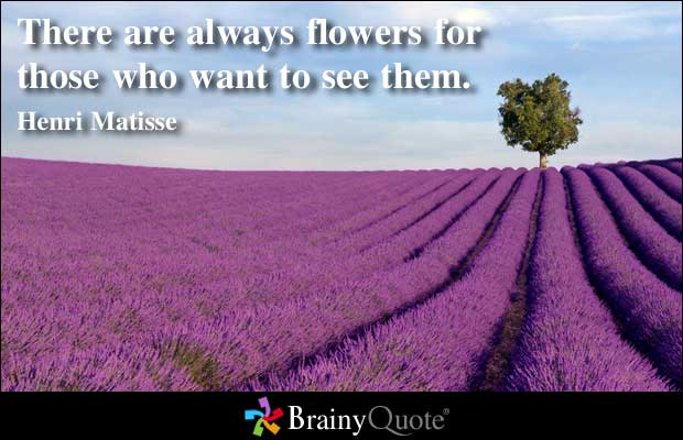 Flowers quote #4