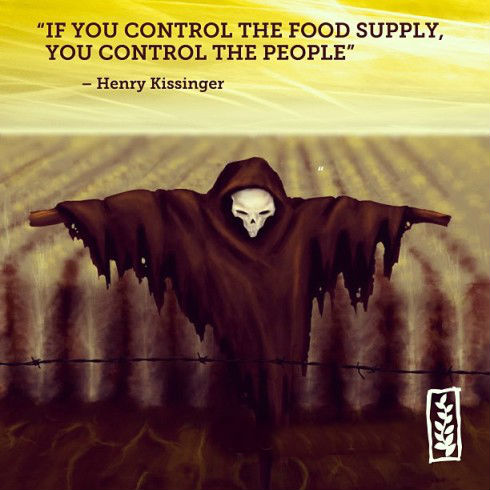 Food Supply quote #1