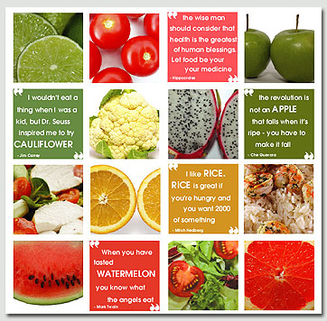 Foods quote #7