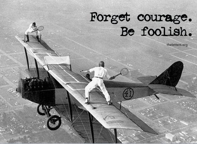 Foolish quote #1
