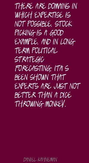 Forecasting quote #2