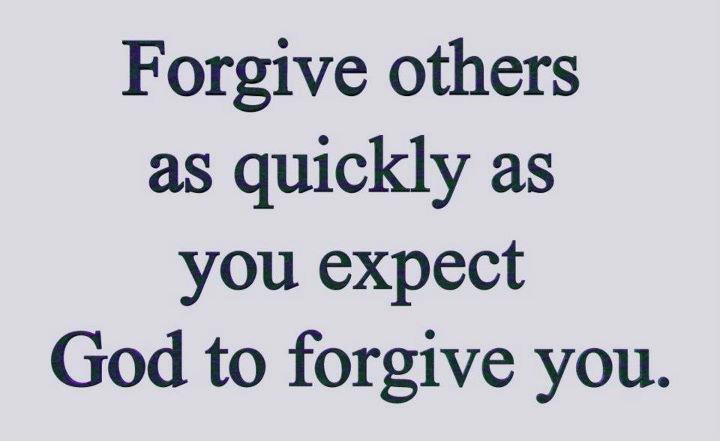 Forgive quote #1