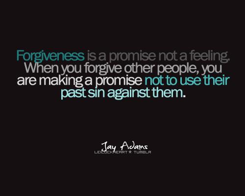 Forgiven quote #5