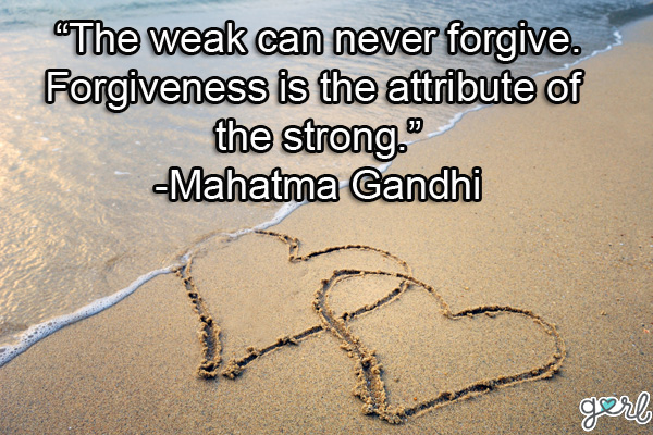 Famous quotes about 'Forgiving'   Sualci Quotes