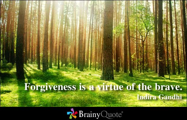 Forgiving quote #1