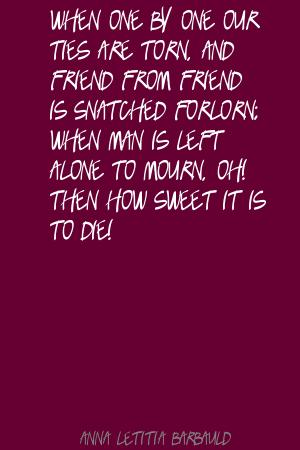 Forlorn quote #1