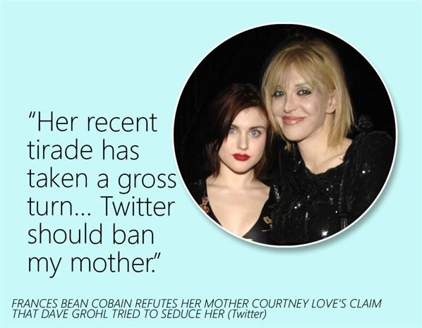 Frances Bean Cobain's quote #6