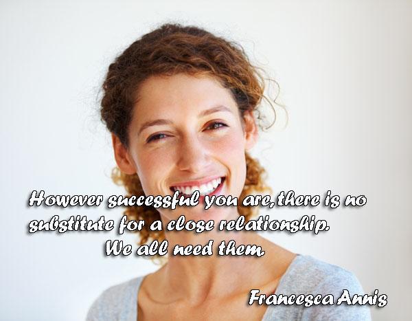 Francesca Annis's quote #4