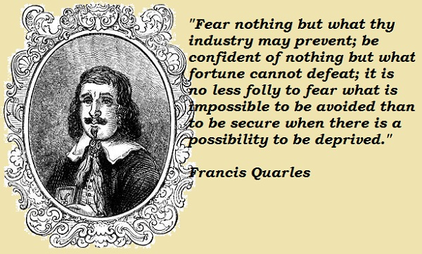 Francis Quarles's quote #5