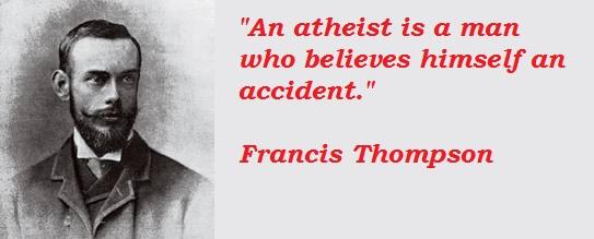 Francis Thompson's quote #1