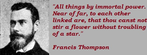 Francis Thompson's quote #2