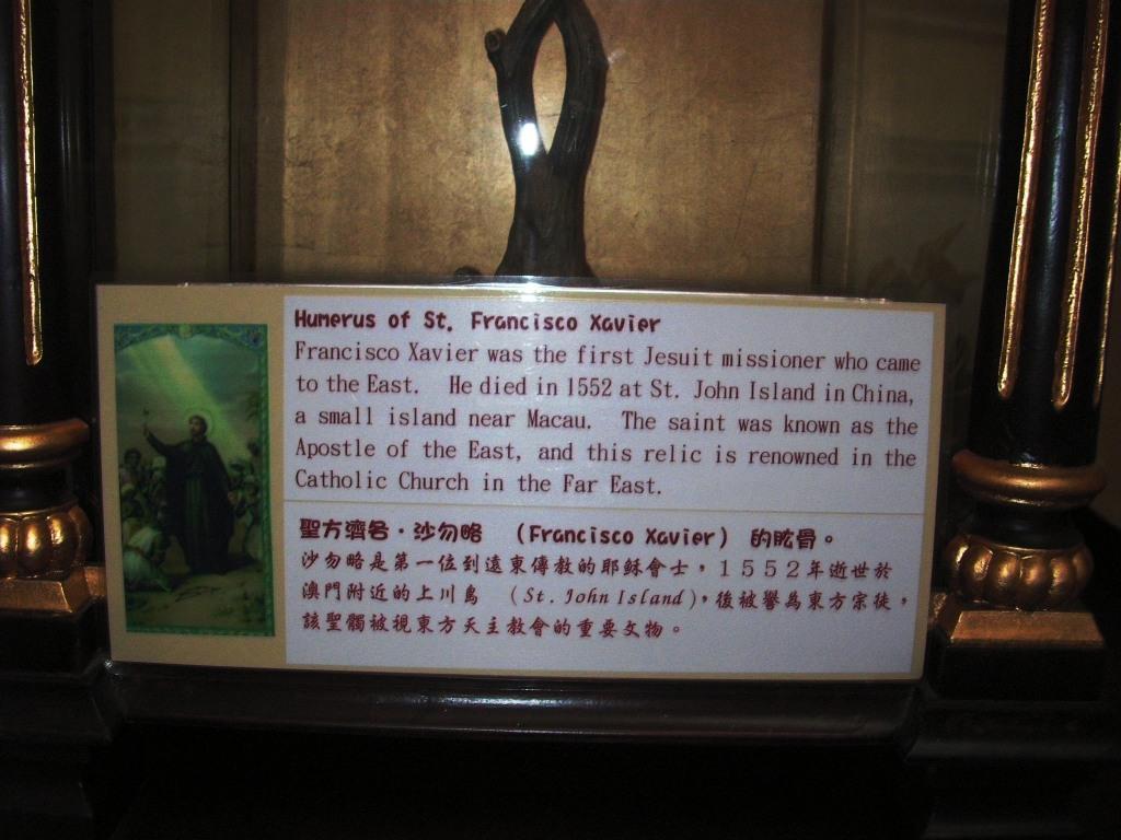 Francis Xavier's quote #3