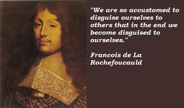 Francois de La Rochefoucauld's quote #2