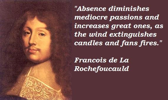 Francois de La Rochefoucauld's quote #6