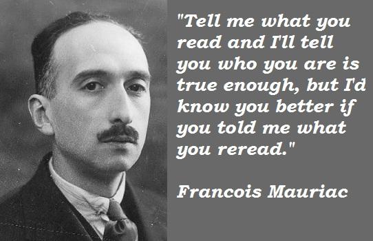 Francois Mauriac's quote #2