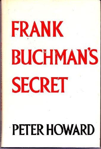 Frank Buchman's quote #1