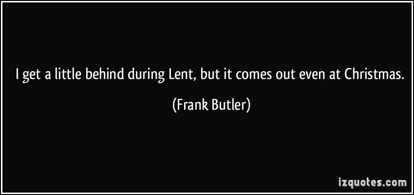 Frank Butler's quote #2