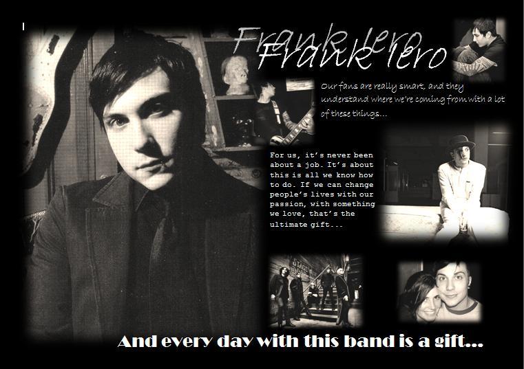 Frank Iero's quote #4