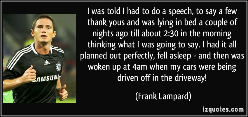Frank Lampard's quote #6