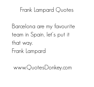 Frank Lampard's quote #4
