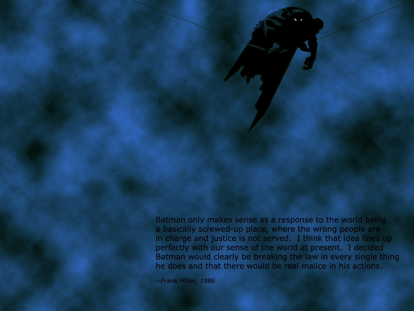 Frank Miller's quote #7