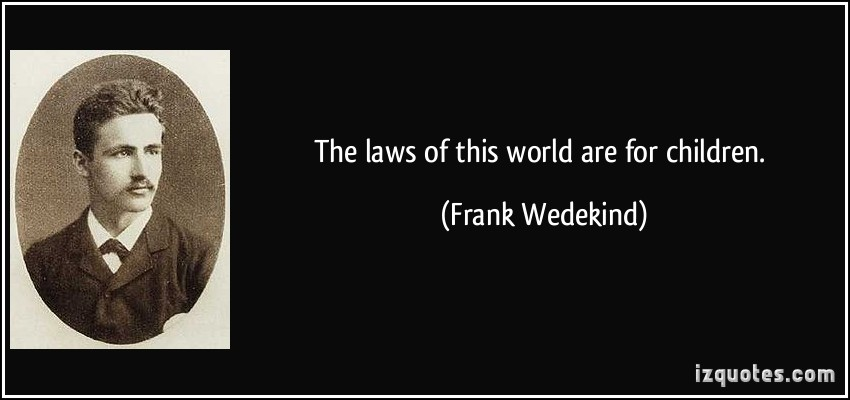 Frank Wedekind's quote #2