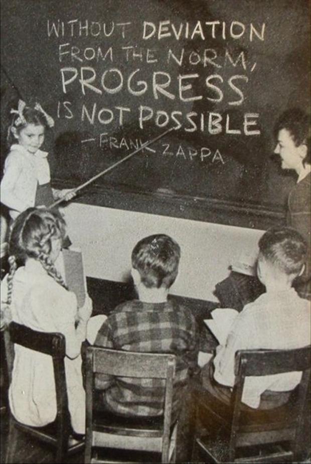Frank Zappa quote #1
