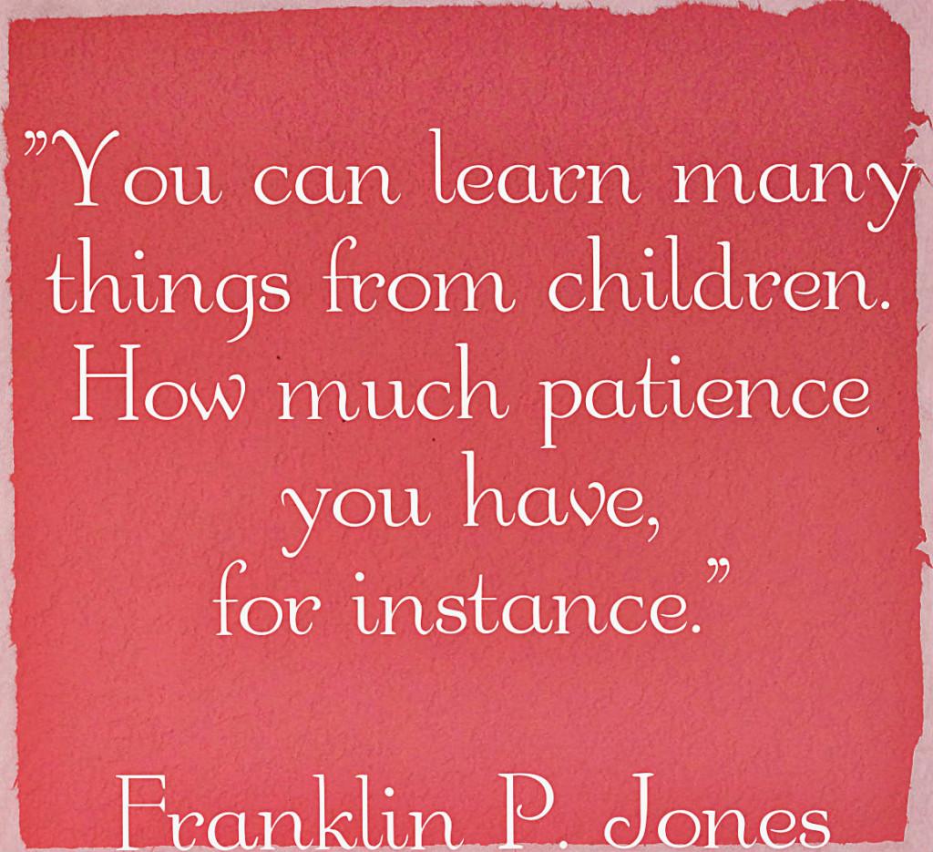 Franklin Jones's quote #6