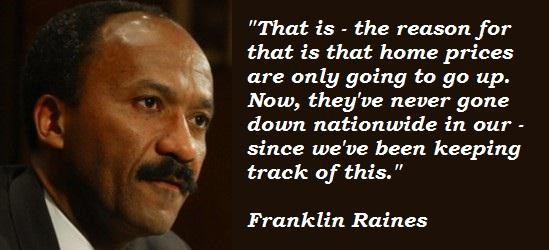 Franklin Raines's quote #5