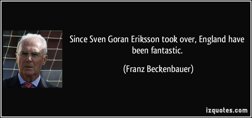 Franz Beckenbauer's quote #2