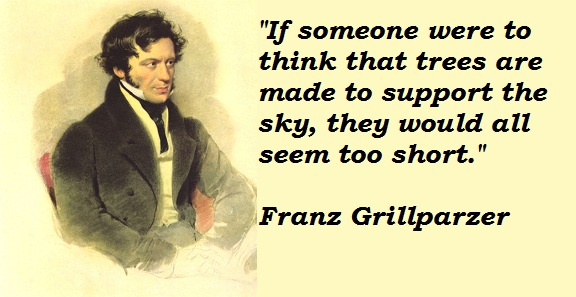 Franz Grillparzer's quote #5
