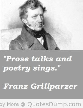 Franz Grillparzer's quote #1