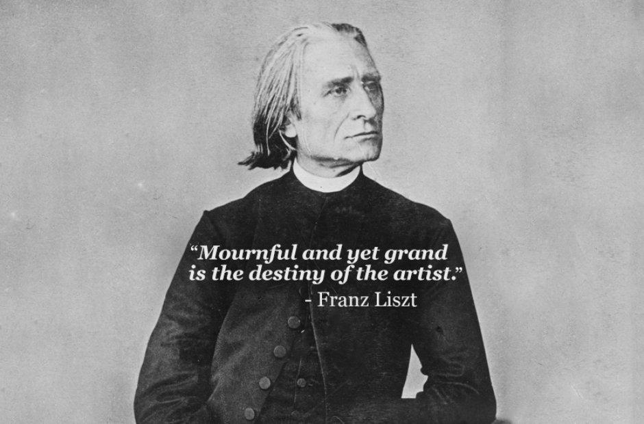 Franz Liszt's quote #3