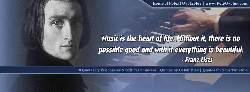 Franz Liszt's quote #2