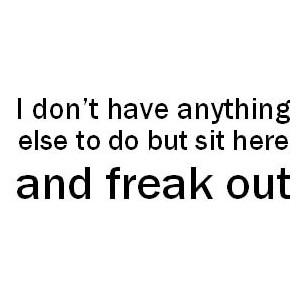 Freak quote #6