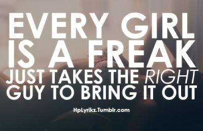 Freak quote #8