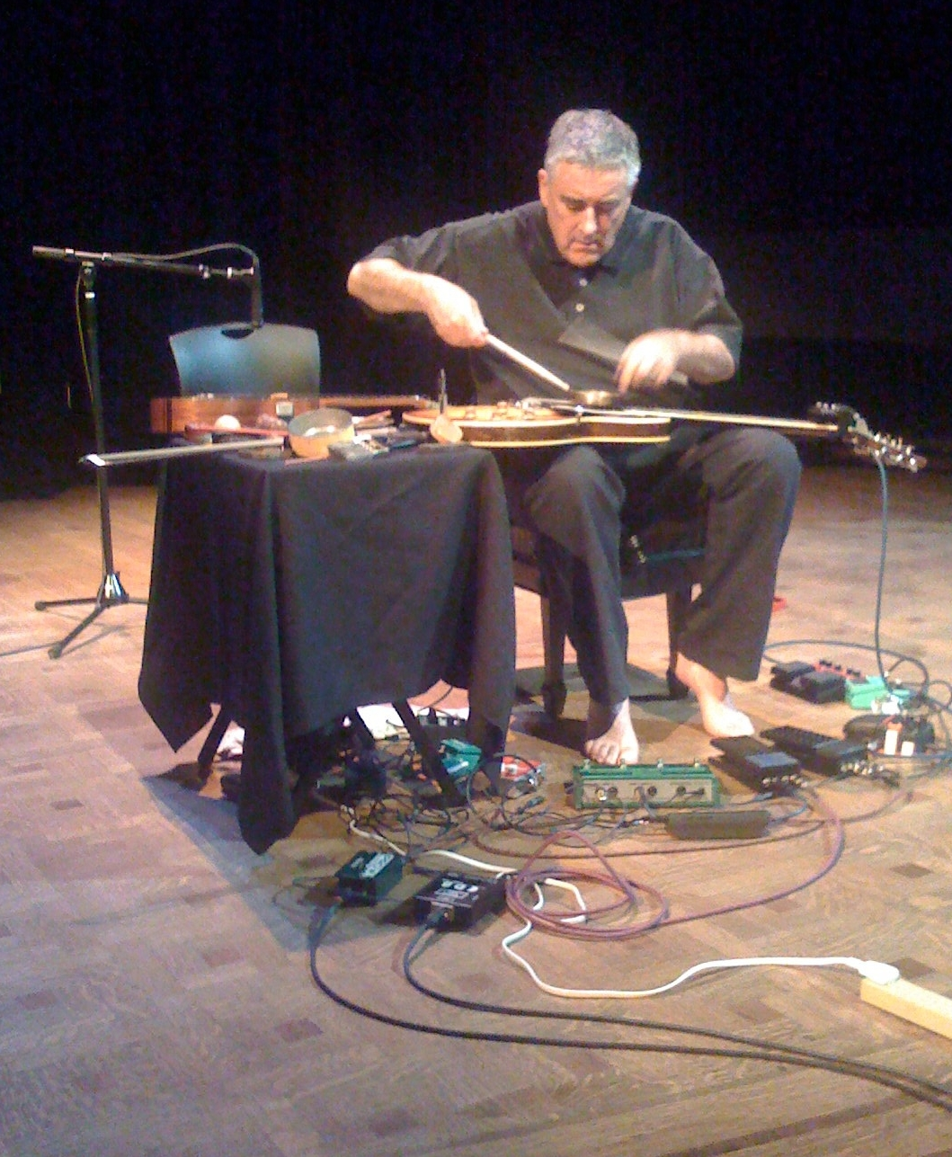 Fred Frith's quote #3