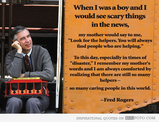 Fred Rogers's quote #2