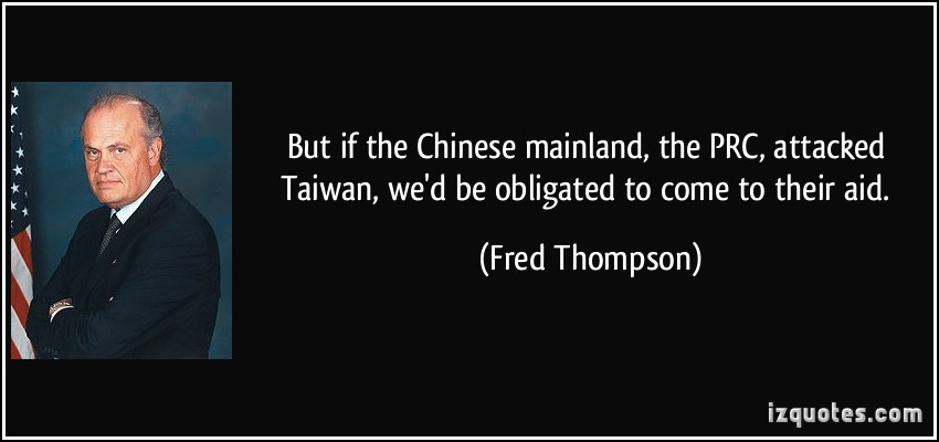 Fred Thompson's quote #1
