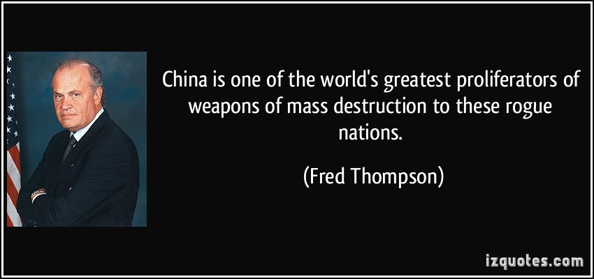 Fred Thompson's quote #2