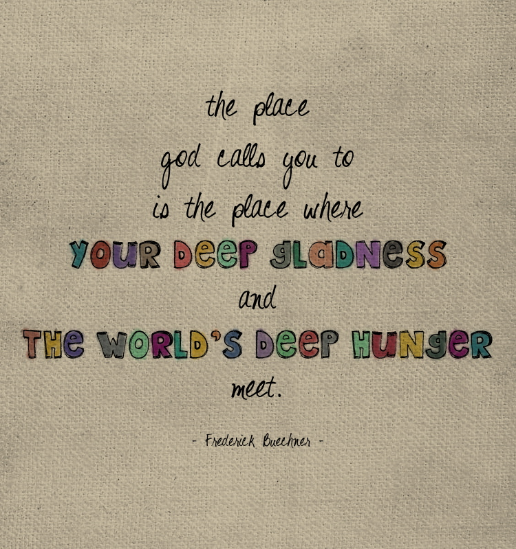 Frederick Buechner's quote #1