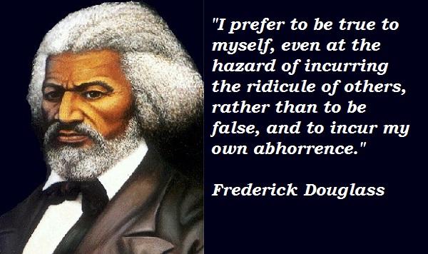 Frederick Douglass's quote #6