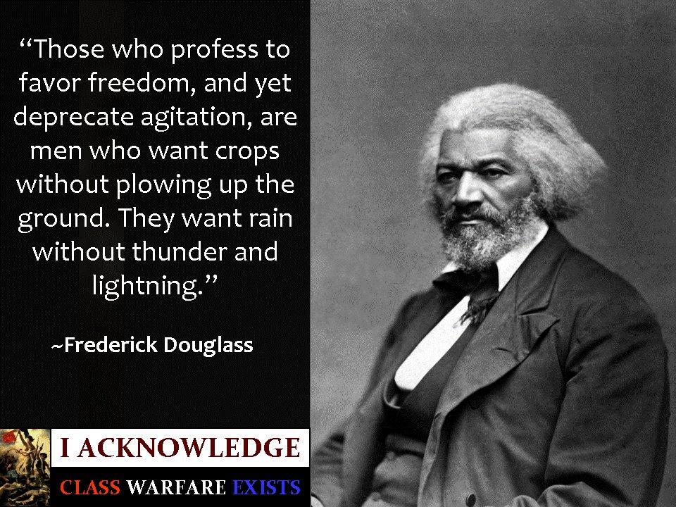 Frederick Douglass's quote #7
