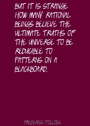 Frederick Pollock's quote #4