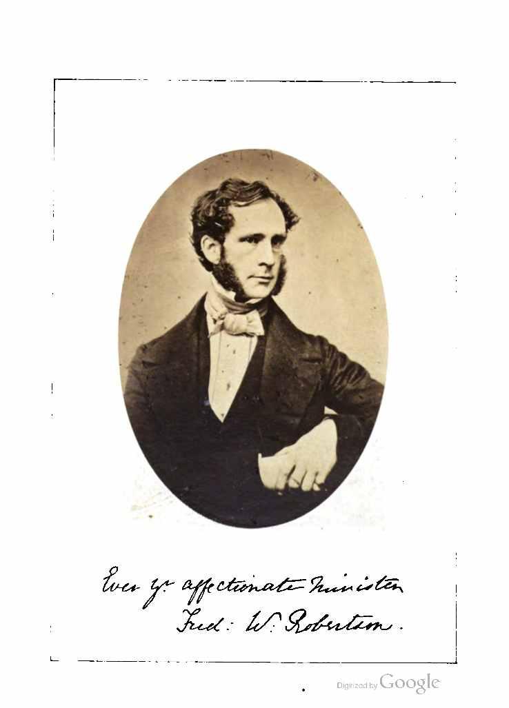 Frederick William Robertson's quote #2