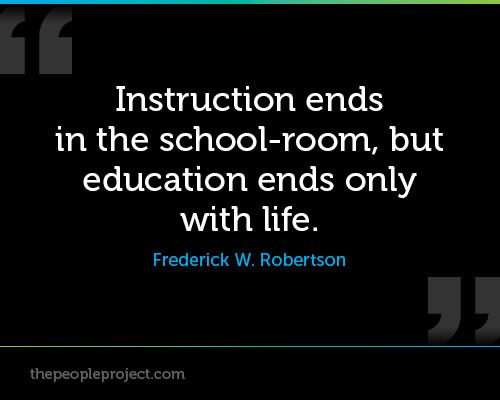 Frederick William Robertson's quote #7