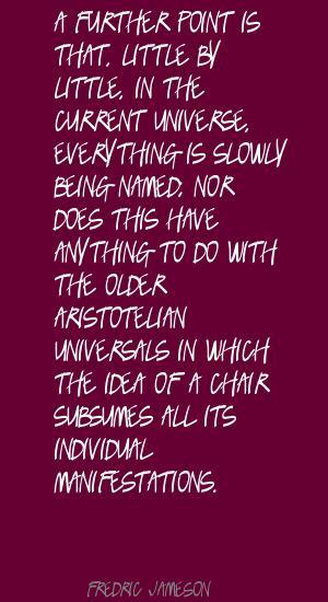 Fredric Jameson's quote #5