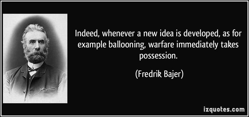 Fredrik Bajer's quote #2
