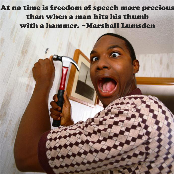 Freedom Of Speech Image Quotation 3 Sualci Quotes